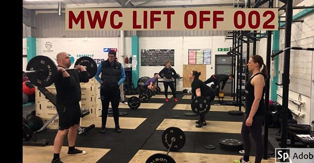 Lift off 02, this Sunday @crossfitulysses 3-5pm  Ran in a Weightlifing format but with unlimited lifts in 45mins for snatch and 45mins for clean and jerk. Regardless If you do CrossFit or Weightlifing, everyone is welcome. Free to Weightlifing club members and £5 for visitors. Let's encourage each other to increase our totals. Bring smiles, thumb tape and confidence! #britishweightlifting #weightliftingmiddlesbrough #middlesbrough #middlesbroughweightloss #weightlossmiddlesbrough #liftoffmiddlesbrough