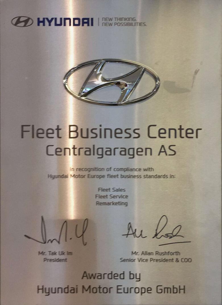 Fleet Business Center