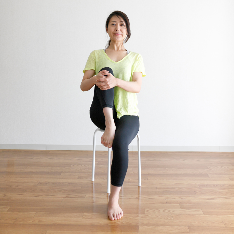 chair yoga oyster bay