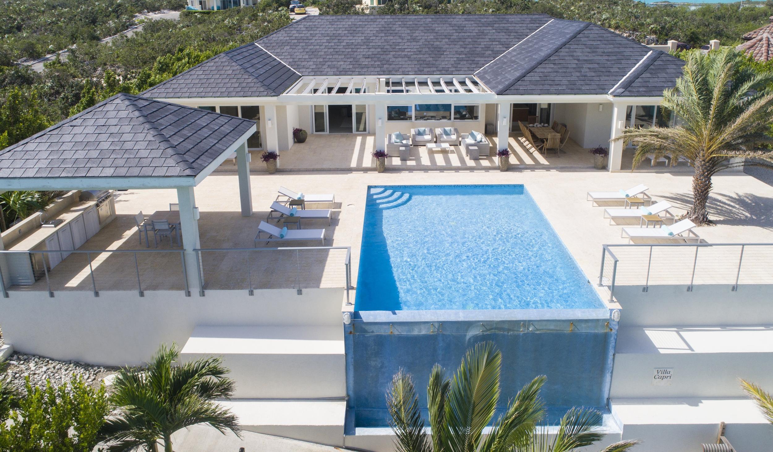 Villa Capri Turks and Caicos Aerial Back.jpg