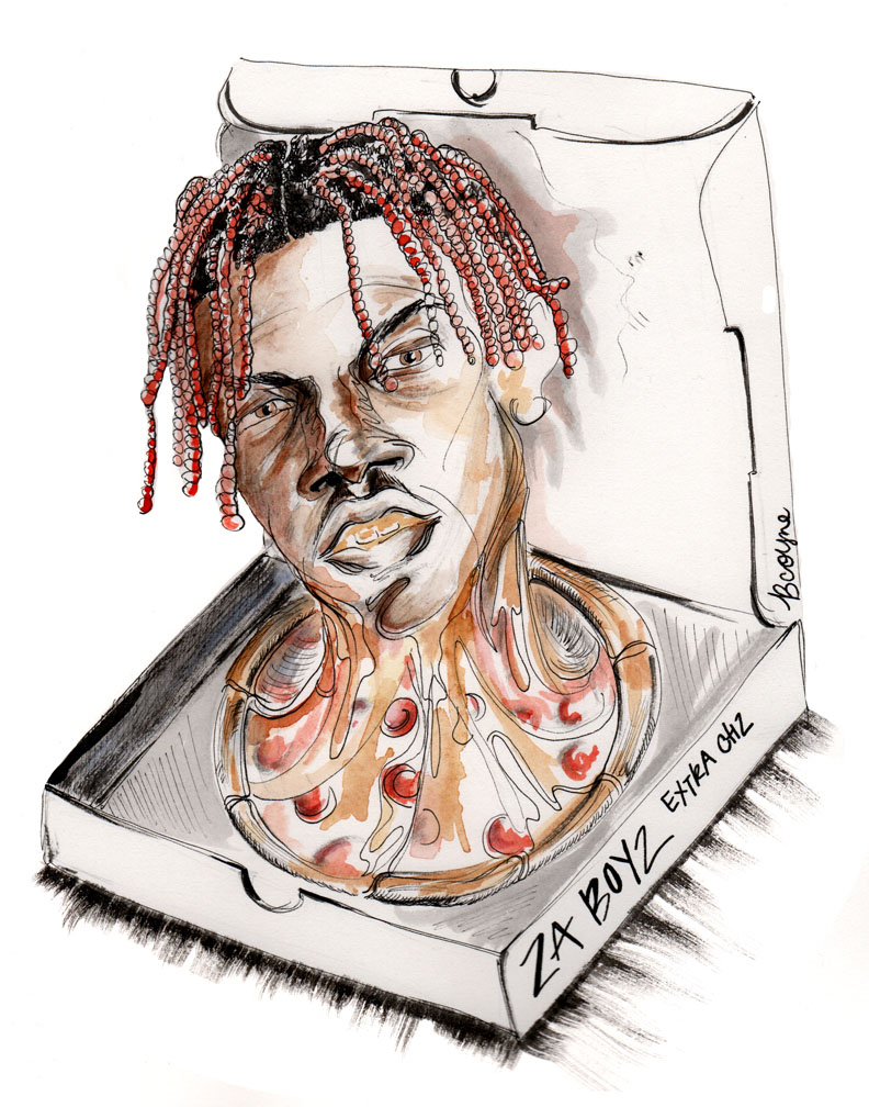 Lil Pizza Yachty