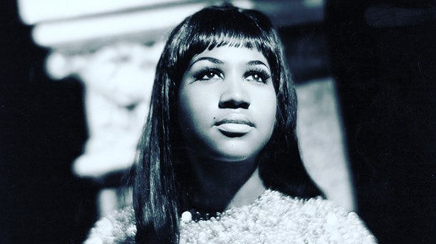 Thank you, Ms. Franklin for sharing your immense gift with the world. While we've lost a legend, your art & legacy will never be forgotten.