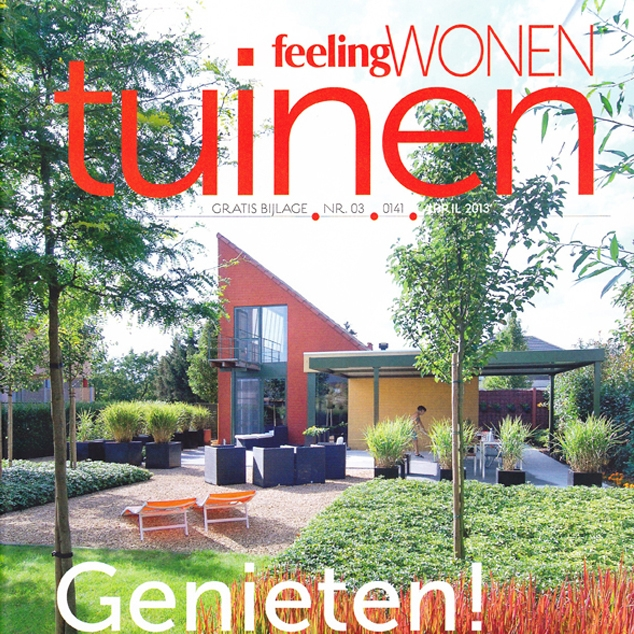 Feeling Wonen, april 2013