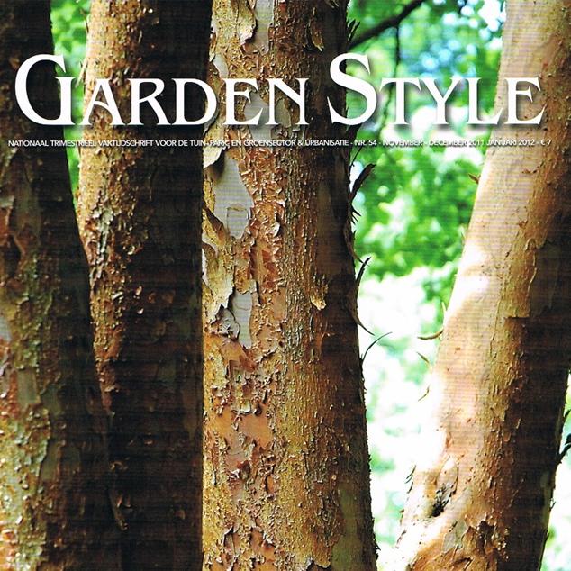 Garden Style, décembre 2011