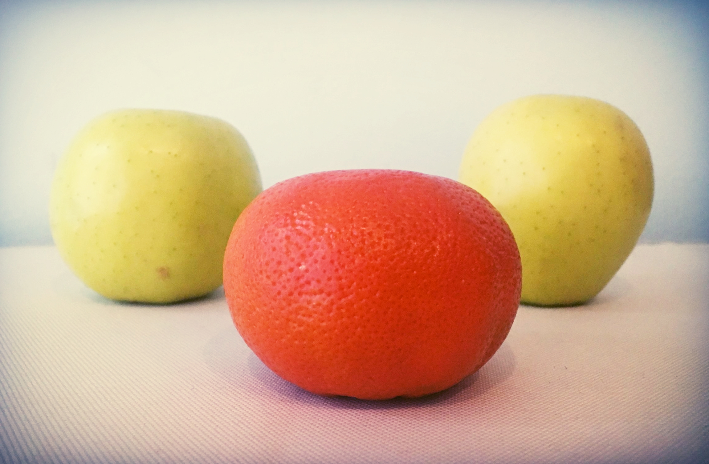 Manage your expectations. If you expect apples to fall from an orange tree, you are going to be disappointed.