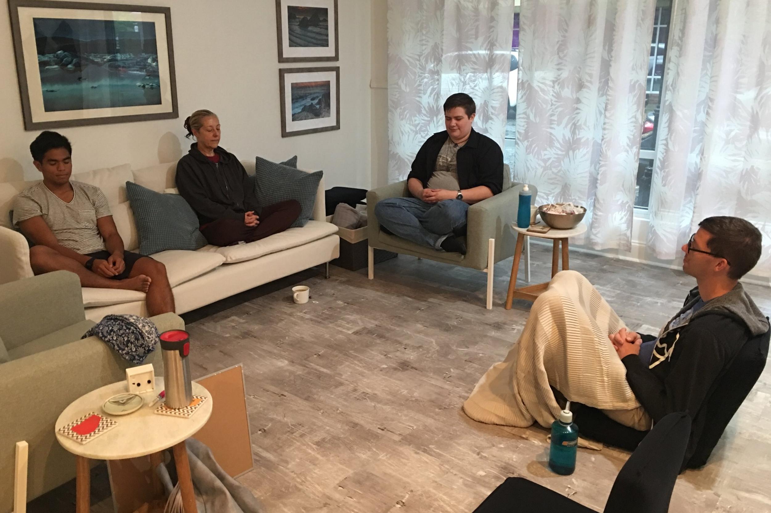 Atlanta meditation studio