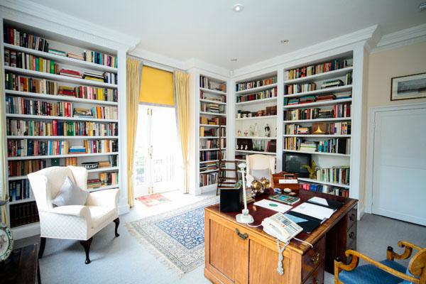 Sir Edward's office