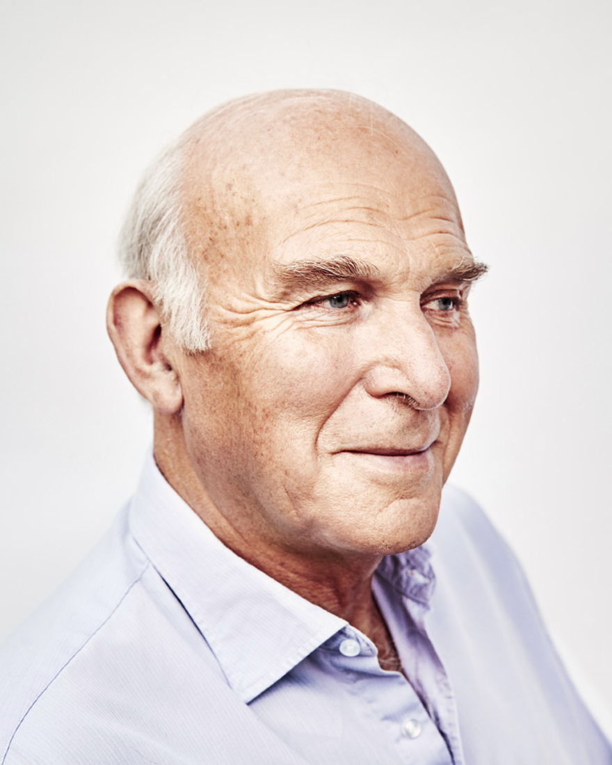 Vince Cable, Guardian Weekend