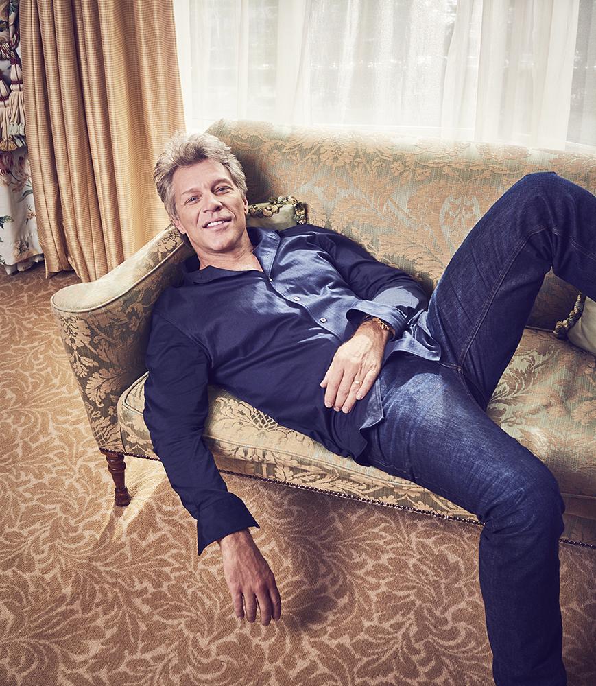 Jon Bon Jovi, Observer Magazine