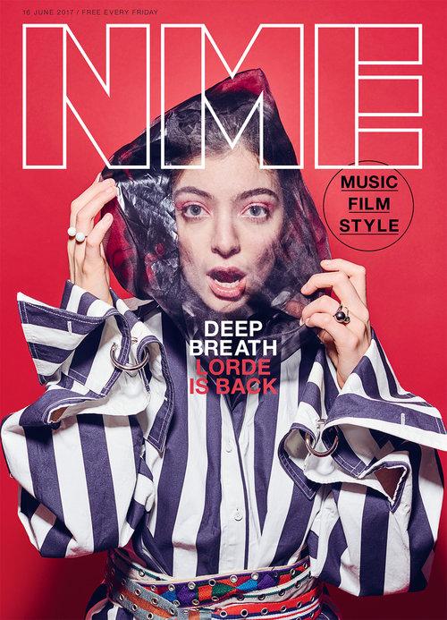 Lorde, NME