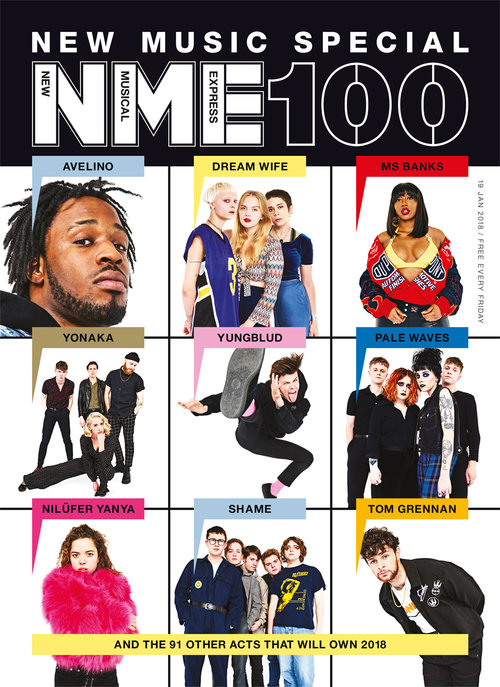 New Artists of 2018, NME