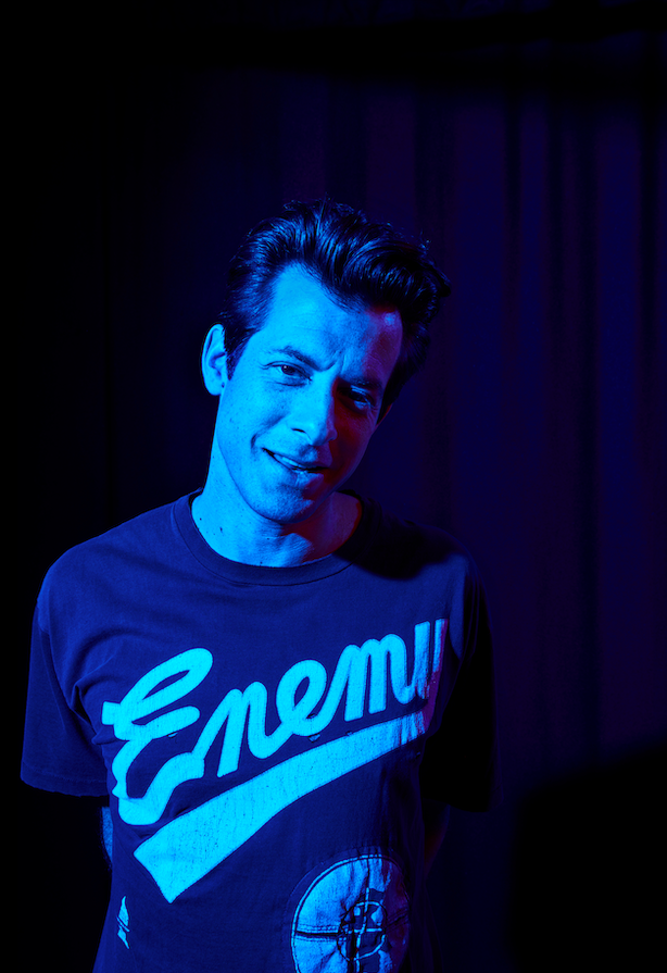 Dean Chalkley - NME x Mark Ronson (Behind the Scenes)