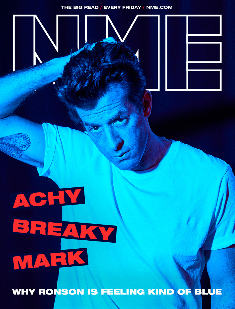Mark Ronson, NME