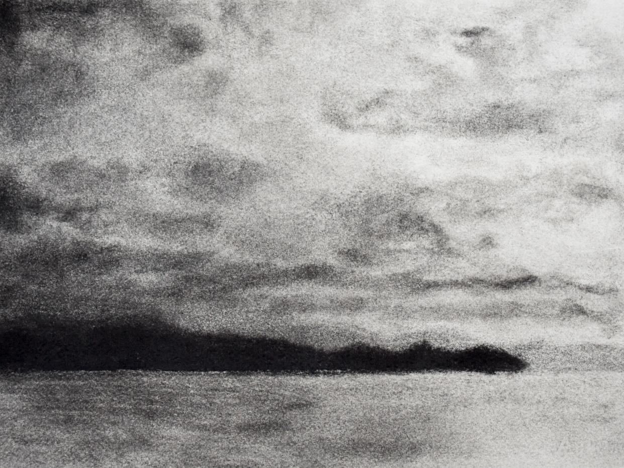 Lac des Sables (nuageux)