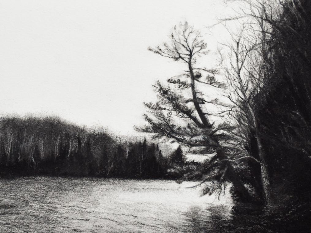 Lac des Sables (bord du lac)