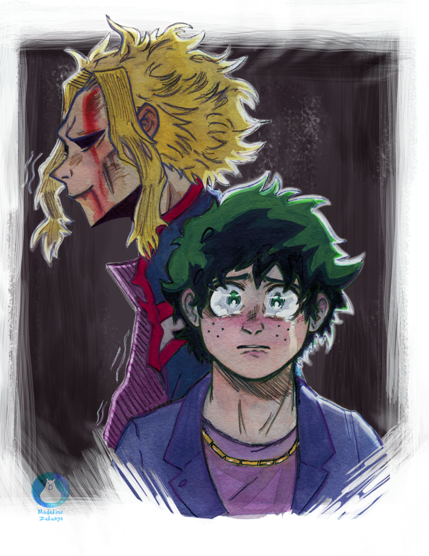 madeline-Zuluaga-Deku-and-All-might-injured.png