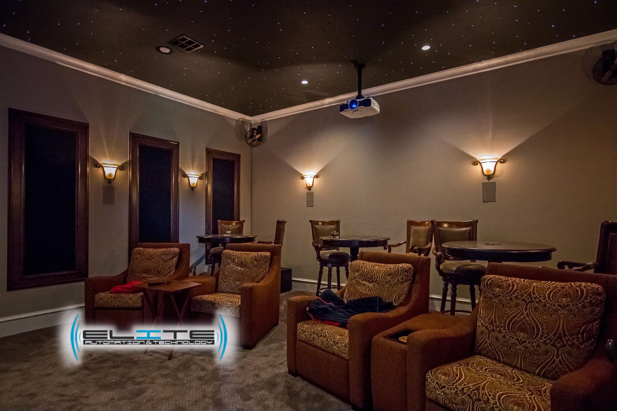 Elite Automation Technology Home Theater