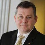 Lars Robert Pedersen , Deputy Secretary General/COO,  BIMCO
