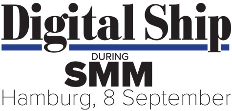 Digital Ship During SMM Hamburg, 8 September 2016