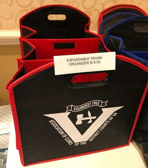 Expandable Trunk Organizer $10.00    Available in black only