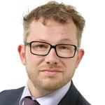Marten Van der Velde, Director Strategy & Innovation, Portbase
