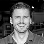 Vincent Wegener, Co-founder and CEO Captain AI.