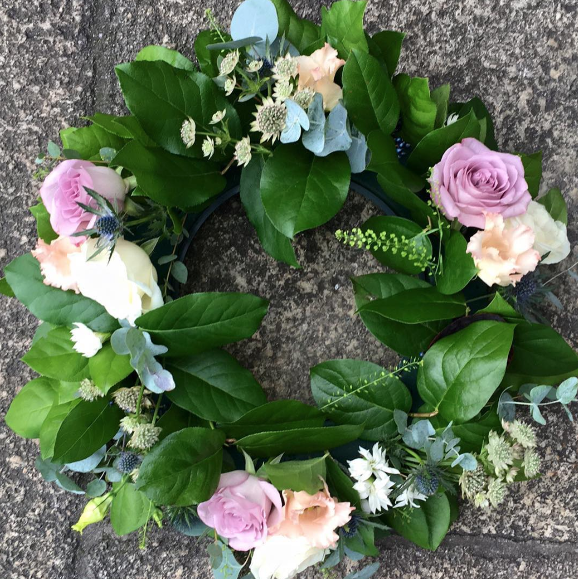 Lulabelle Wedding Styling Centre Piece Wreath .png