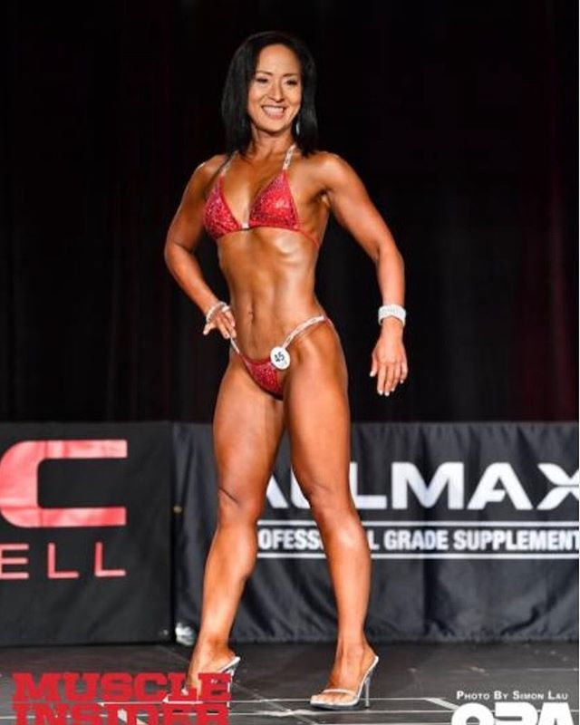 Congrats to this beautiful grandmaster athlete for her first competition success at the Gala championships this past weekend! 👍🏼 Suits by @bikinifitcanada ❤️ _________________________________________ #bikini#suits#figure#fitness#girlswholift#physique#toronto#fitspo#aesthetic#gym#training#fitfam#fitgirl#bodybuilding#fitspiration#bikinicompetitor#bikiniathlete#fitlife#fitnessjourney#운동#헬스타그램#운동하는여자#피트니스#비키니#비키니선수