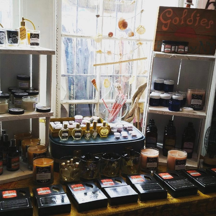 Goldie's Natural Beauty Supplies
