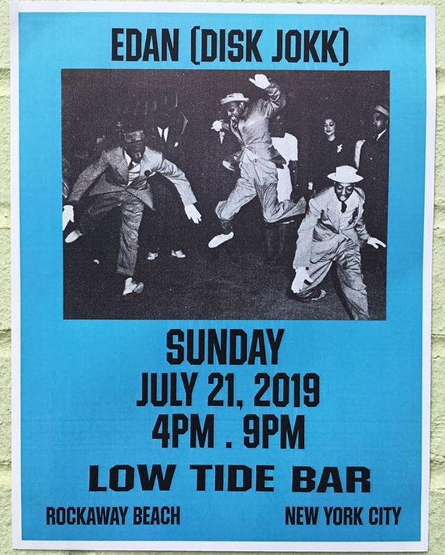 At 4pm, Sunday, July 21st - @edanexists at @low_tide_bar ! Come cool down with an ice cold @theboardsbeer and some sweet tunes that are sure to get you dancing.