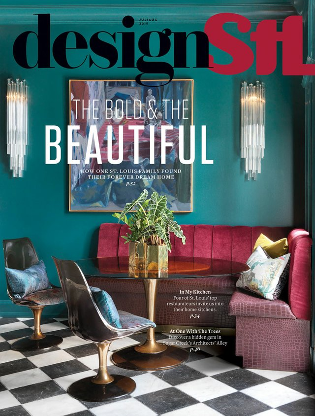 "Design STL ""Out of Sight""- July/ Aug 2019"