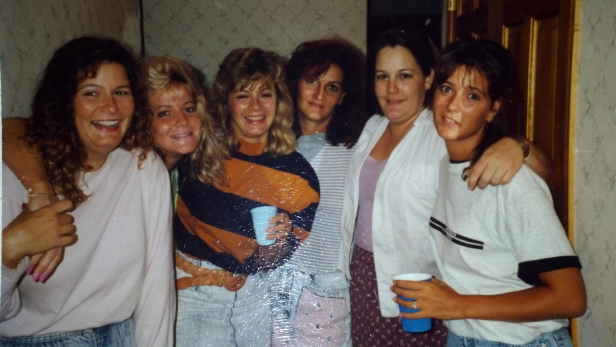 We are family . . . I got all my sista's and me:-)