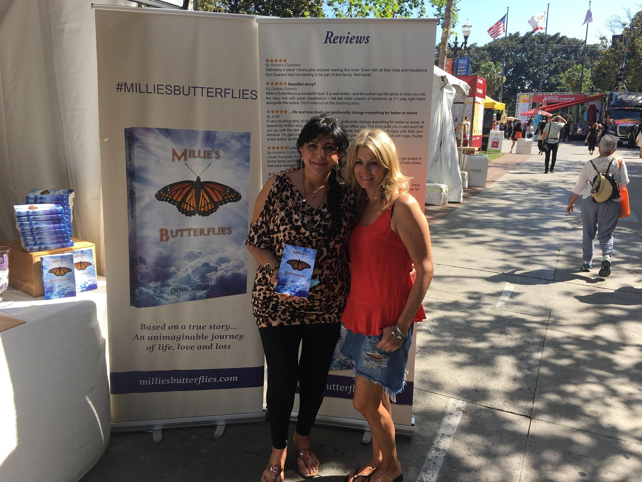 April 2017 - LA Times Festival of Books, USC