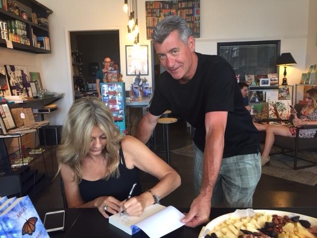 June 2017 - Dallas Book Signing - Deep Vellum Books