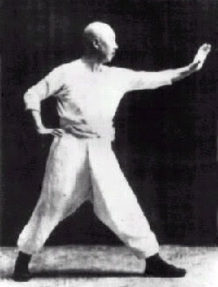 """XING YI CHUAN  形意拳  The Xing Yi Quan from our tradition comes from the lineage of Li Cun Yi (1847-1921) and it's name roughly means """"Form Intent Boxing"""".  It's one of the three most popular internal martial arts styles of China the others are Taiji Quan and Ba Gua Zhang.  Li Cun Yi was a disciple of Liu Qi Lan and also studied Ba Gua Zhang with Dong Hai Chaun.  He mastered both these arts, but is most well known for his Xing Yi Quan.  Li's school is characterised by being very fluid and relaxed with very clear motions with no empty or flowery forms or movements.  His approach is very precise, developing power and a very strong body.  First through static positions and Nei Gong, followed by the Forms of the 5 Fists , then later the 12 animals and the many other exercises and forms from the tradition.  We start by working on a more formal structure and we progress to a more relaxed and natural way to move and express the force.   Li Cun Yi said: """"Xing Yi Quan develops the power (solo training) and the exchange expresses the power (partner training)."""""""