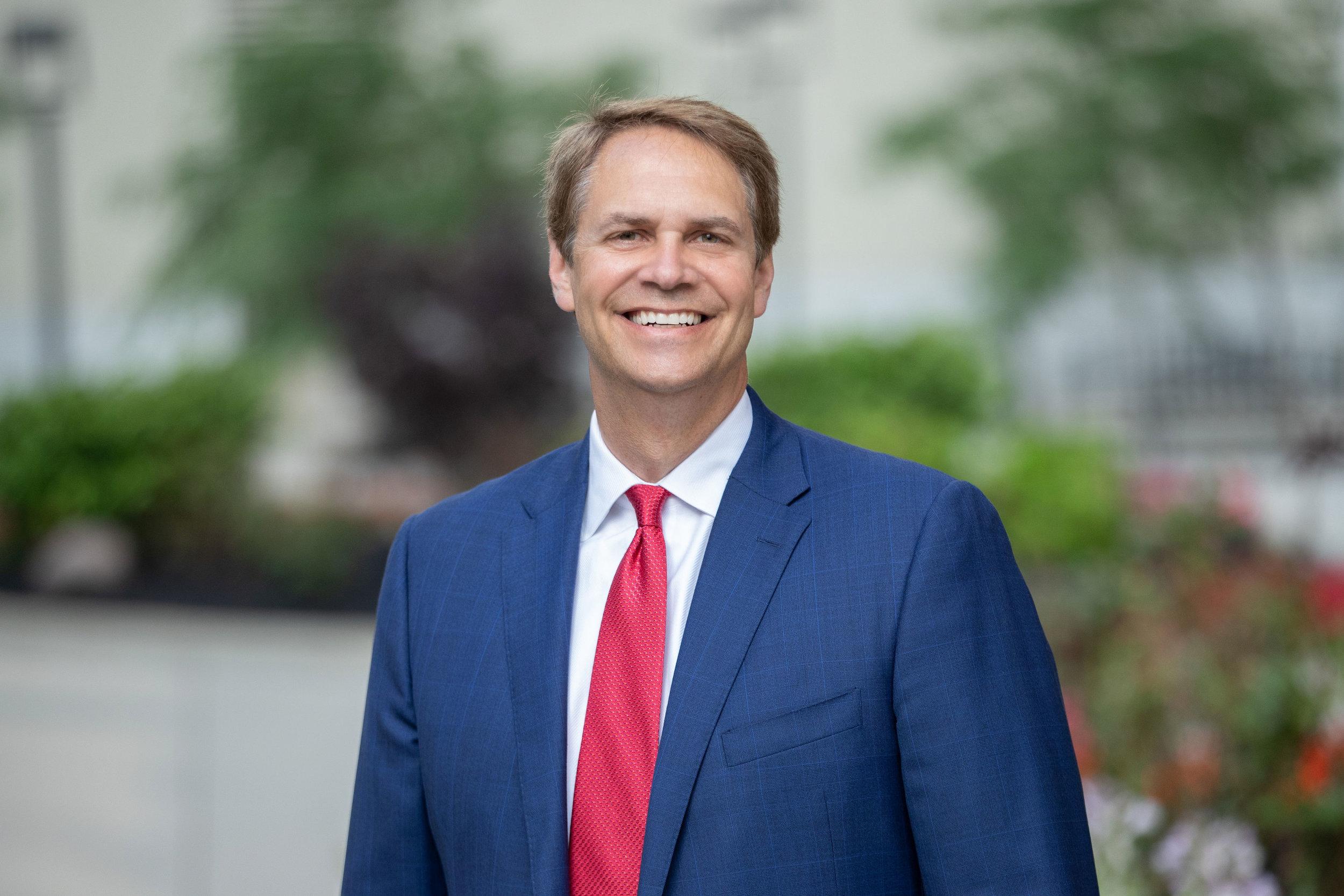 Brian Gevry CEO Boyd Watterson Asset Management