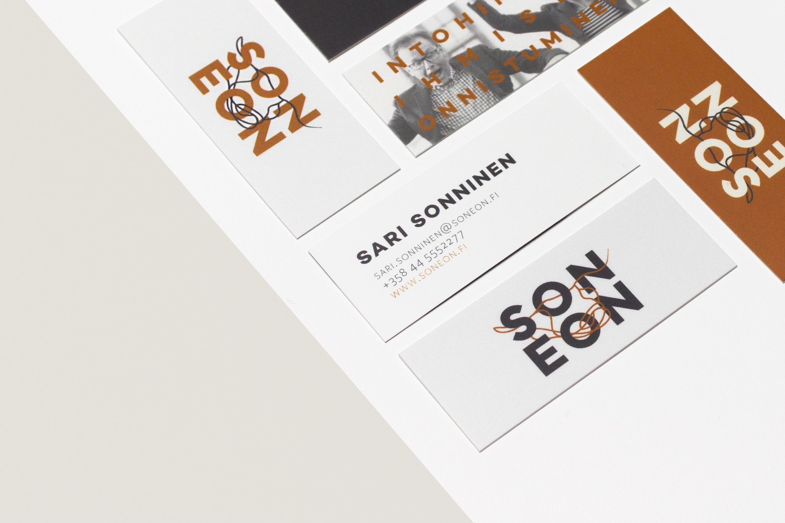 soneon-businesscards