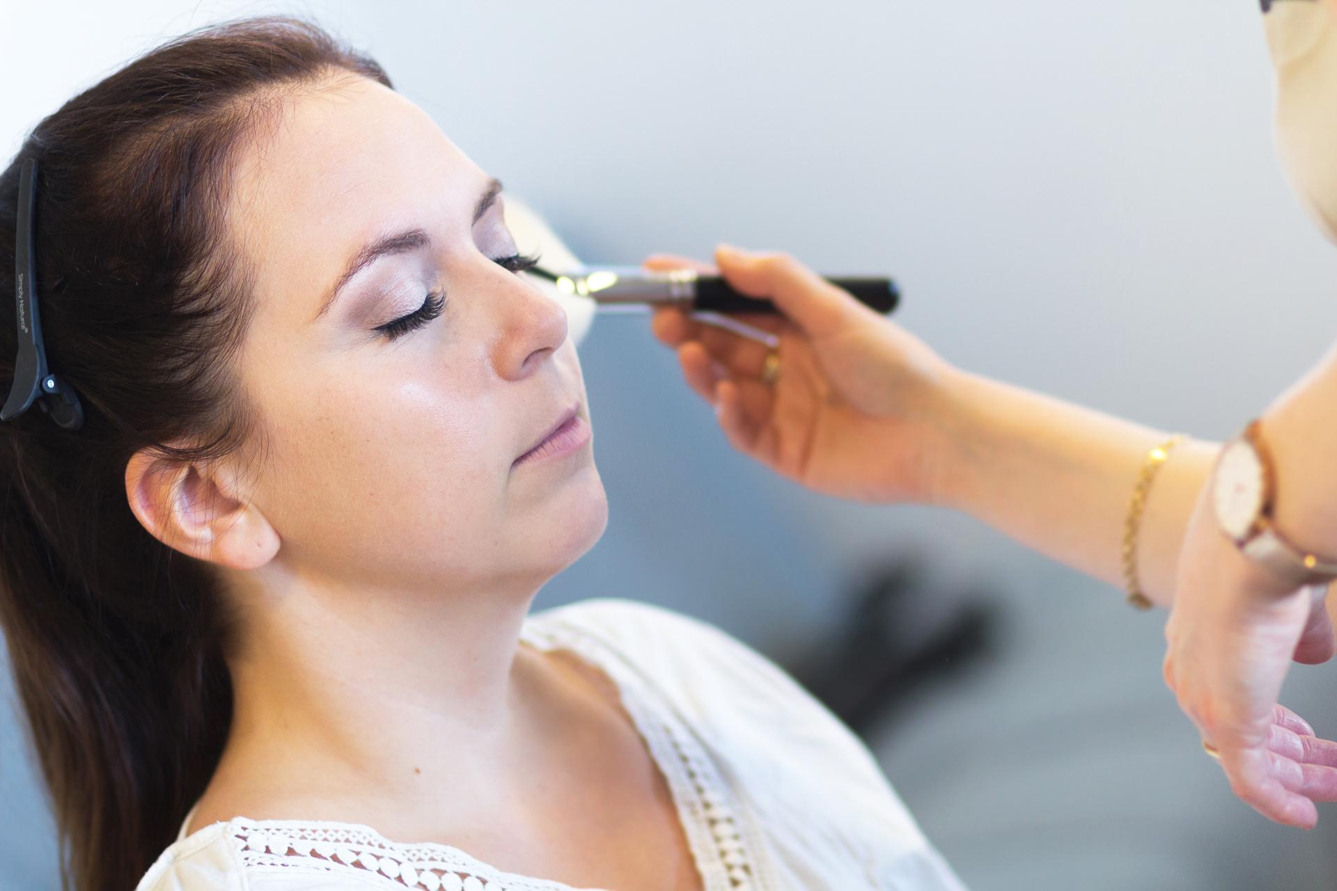 Makeup Artist MUA Ninna Xenia: bridal makeup