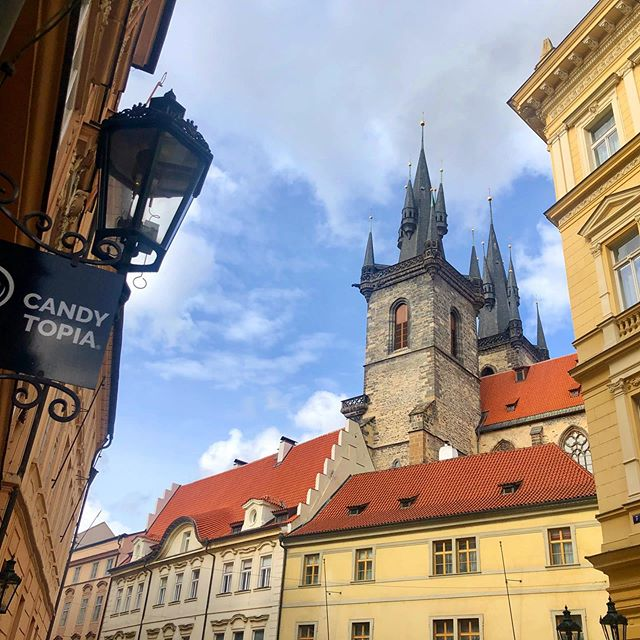 Prague or Disneyland?