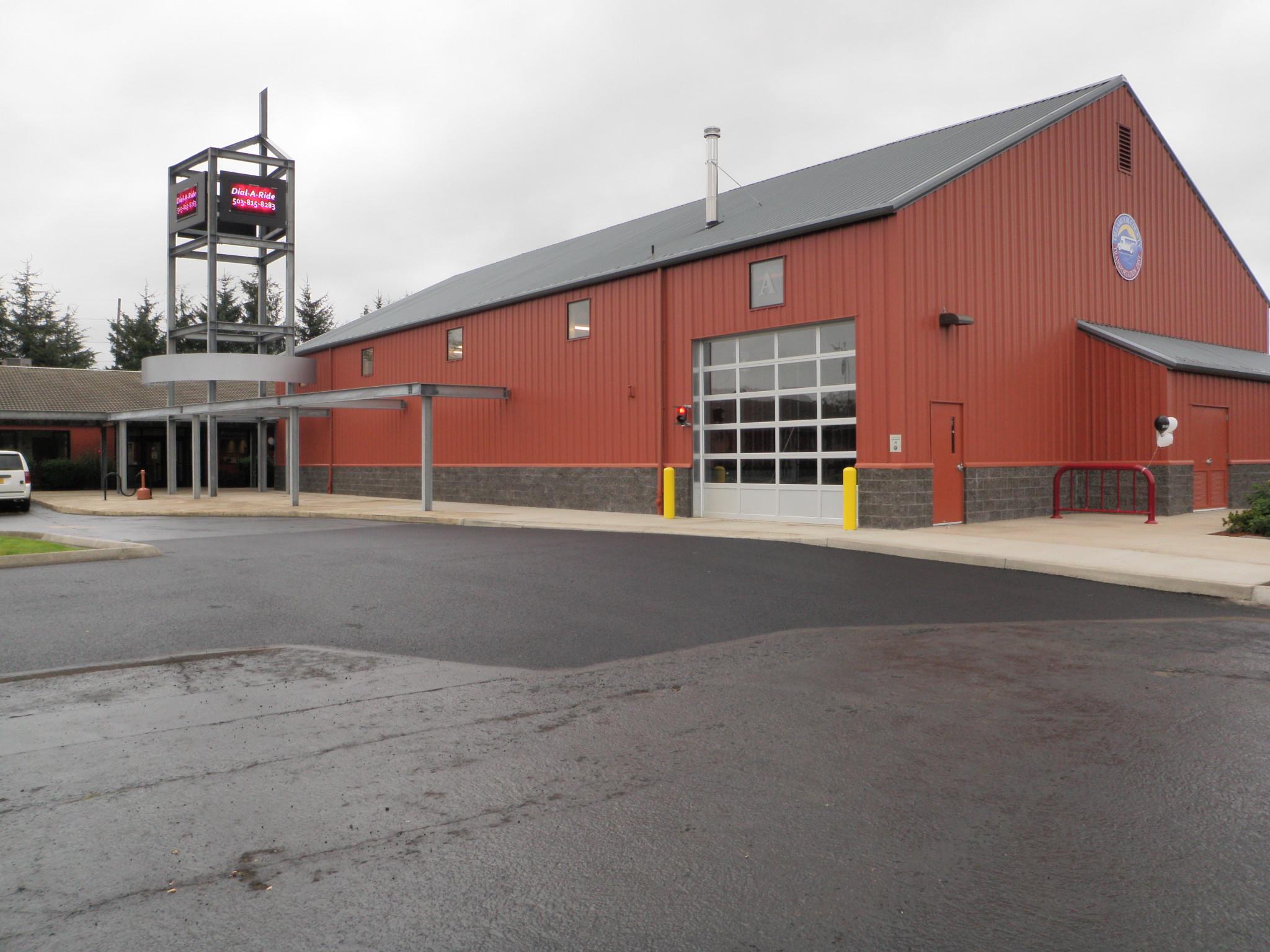 Tillamook County Transporation New building.jpg