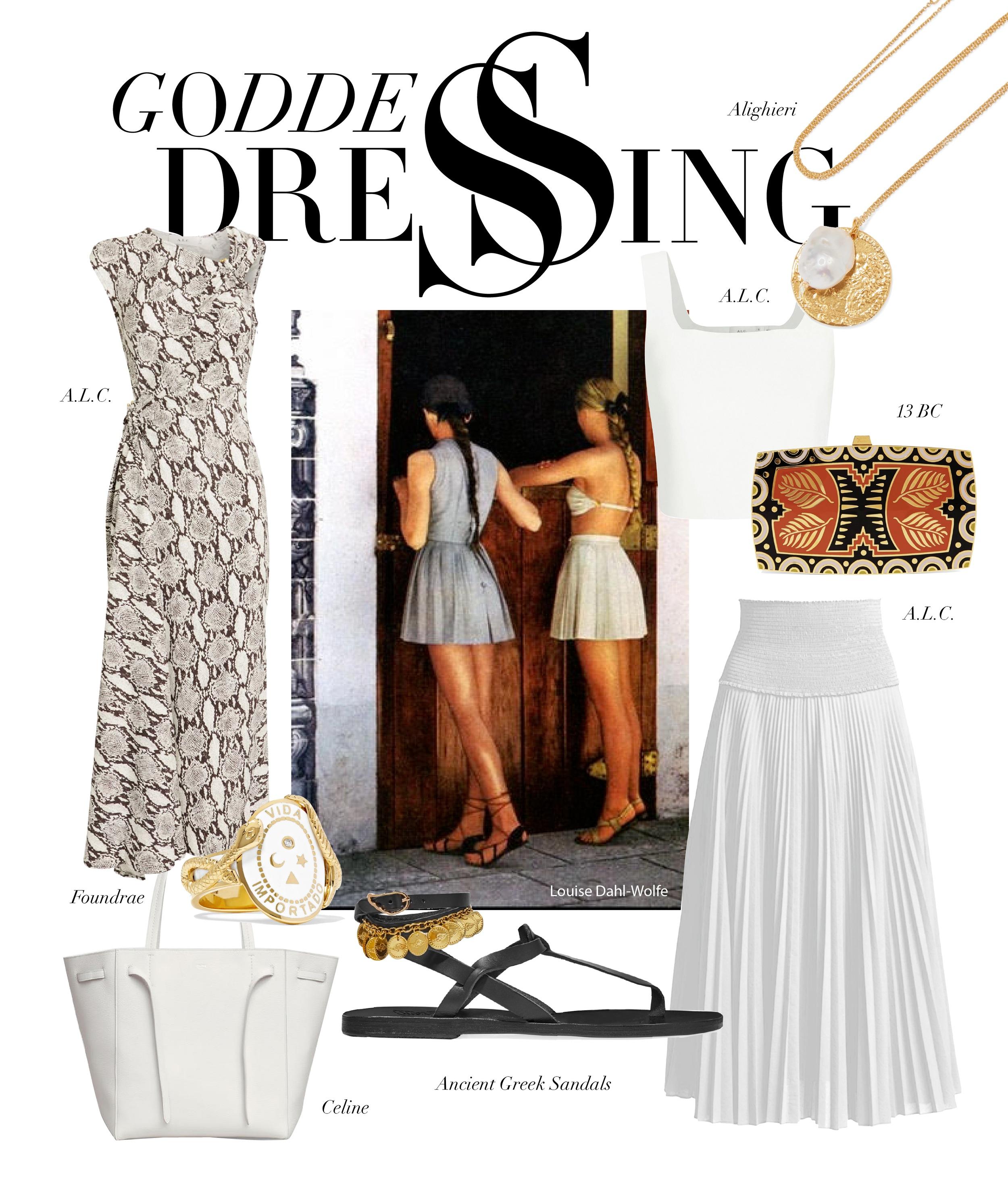 goddess+dressing