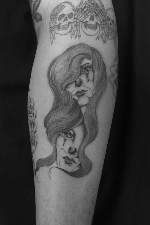 Jose Araujo Girl Heads Chola Tattoo.jpg