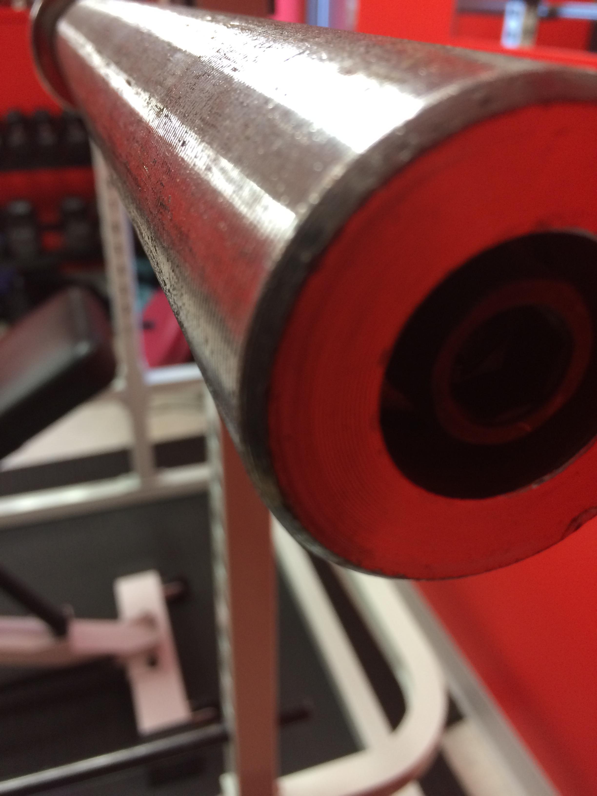 barbell image side angle