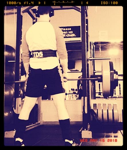 strength essentials 716 semi-sumo deadlift