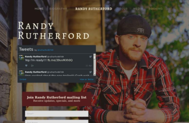 Randy Rutherford