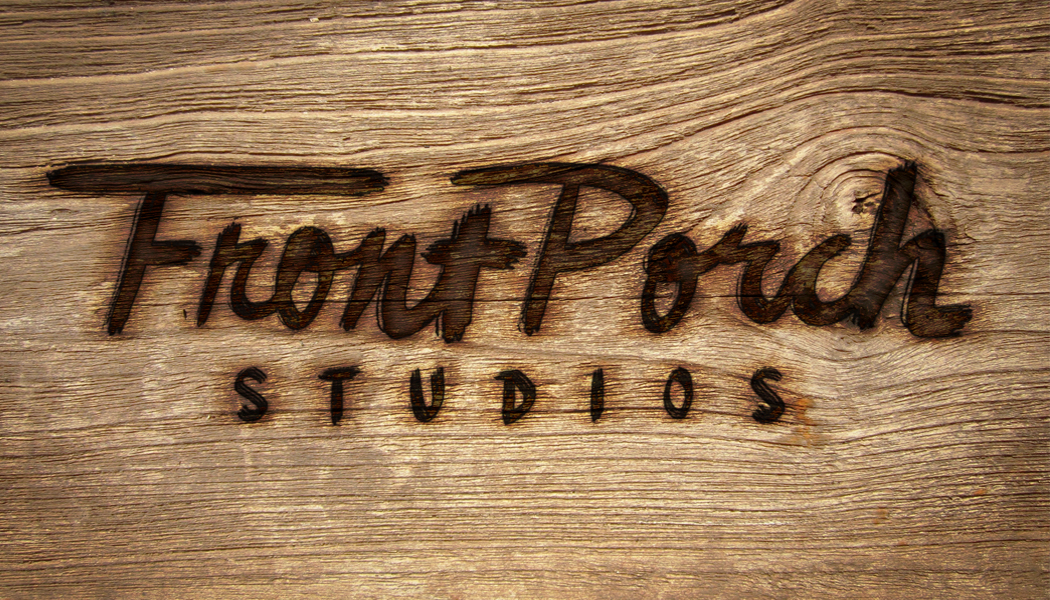 Front Porch Studios - Business Card