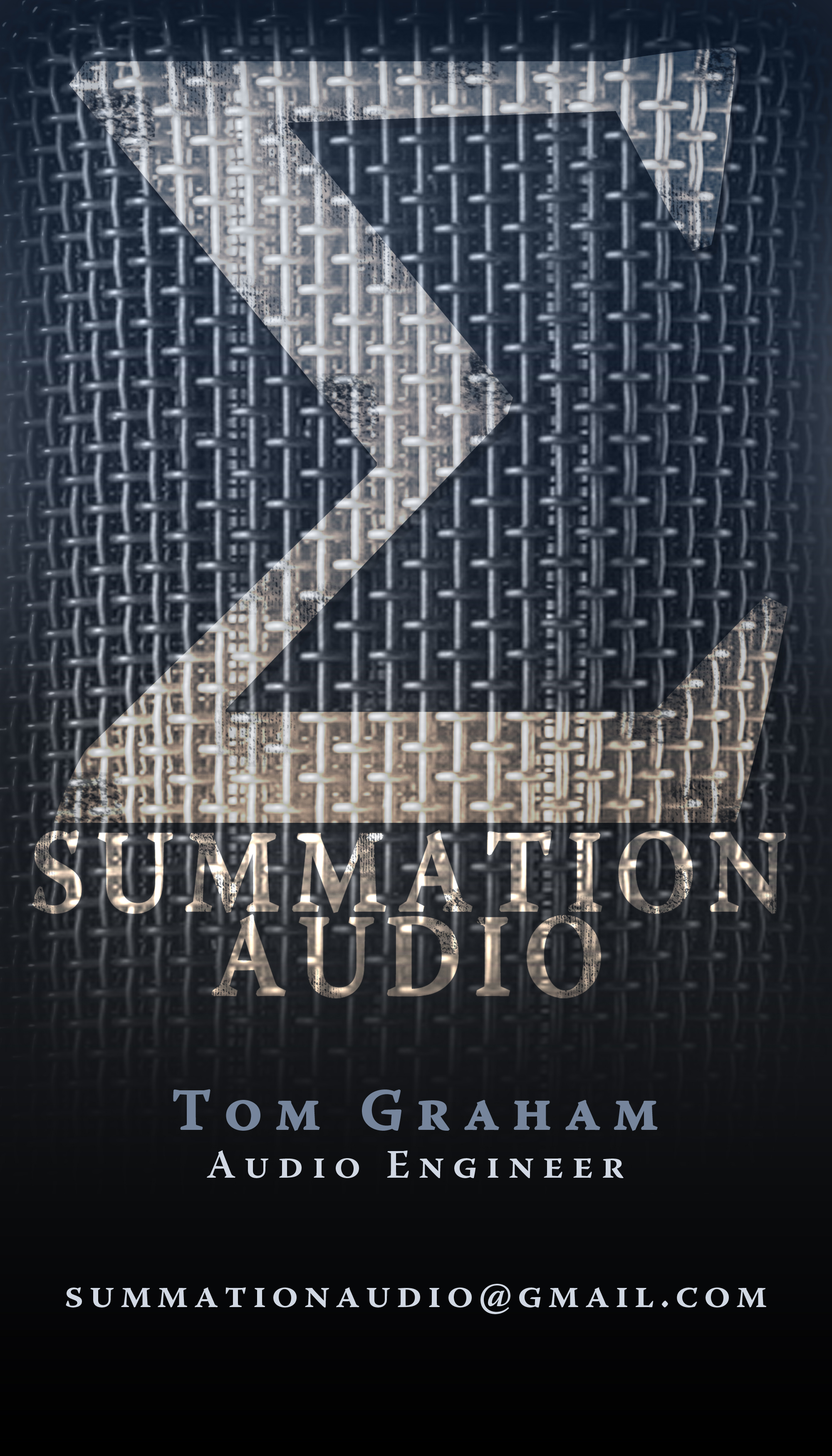 Summation Audio - Business Card