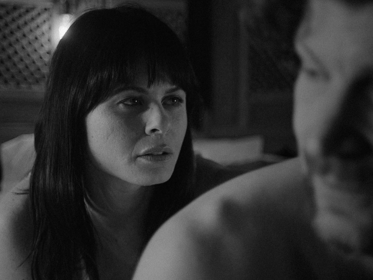 Augie Duke & Gabe Fazio  in  Trauma is a Time Machine    Dir.  Angelica Zollo   D.o.P  Eric Giovon