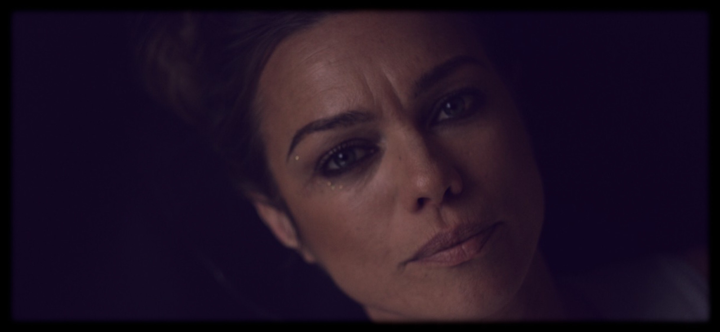 First still of  KATE FENNER  in the official music video for her song THE YIELD.   Dir.  Angelica Zollo   DoP  Eric Giovon