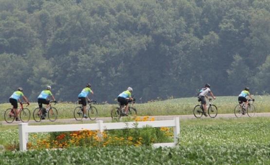 Make-A-Wish 300 Mile Bicycle Tour through Michigan